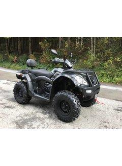 Goes ATV IRON 4x4 MAX EFI schwarz