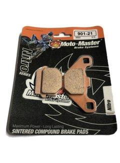 Moto Master Bremsbelege Brakepad 90121 Rear-Front