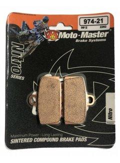 Moto Master Brakepad 97421 Front für KTM Husqvarna 85
