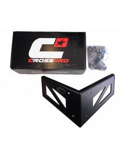 CrossPro Front Bumper P40 schwarz für Yamaha YFM 700 R