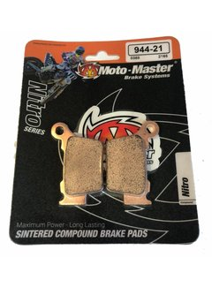 Moto Master Bremsbelege Brakepad 94421 Rear