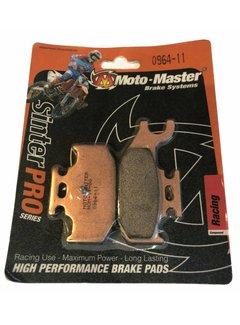 Moto Master Bremsbelege Brakepad 96411 hinten