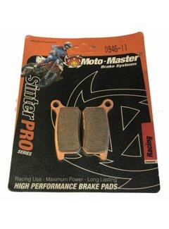 Moto Master Bremsbelege Brakepad 94611 vorne/hinten