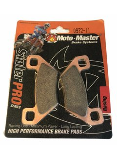Moto Master Bremsbelege Brakepad 97211 vorne/hinten