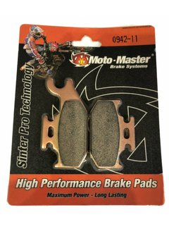 Moto Master Bremsbelege Brakepad 94211 vorne/hinten