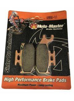 Moto Master Bremsbelege Brakepad 95011 vorne/hinten