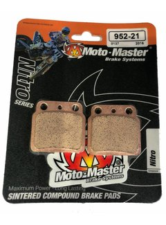 Moto Master Bremsbelege Brakepad 95221 hinten