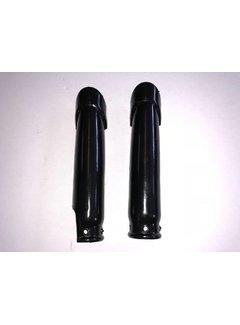 KXD Plastik Stoßdämpferschutz schwarz Dirtbike KXD 706