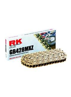 RK Kette MXZ Gold 428
