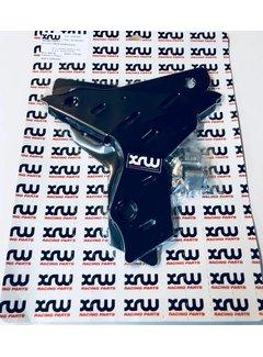 XRW Frame Guard für Suzuki LTR450 Aluminium schwarz