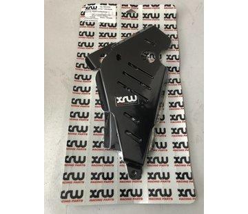 XRW Frame Guard für Yamaha YFM 660 Aluminium - schwarz
