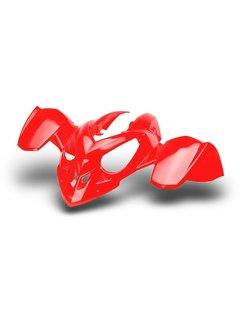 Maier Plastics Polaris Predator Front Fender Red