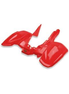 Maier Plastics Polaris Predator Rear Fender Red