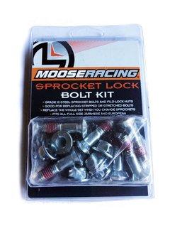 Moose Racing Sprocket Lock Bolt Kit - Befestigungsschrauben für das Kettenrad