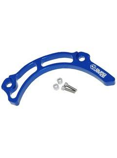 Quadracing Products Motor Kettenschutz für Yamaha YFM700R blau