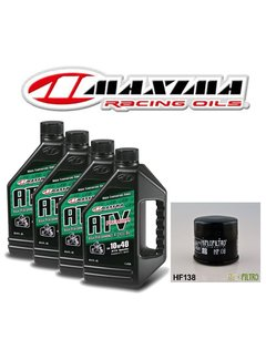 Maxima Ölwechselset Arctic Cat HF138