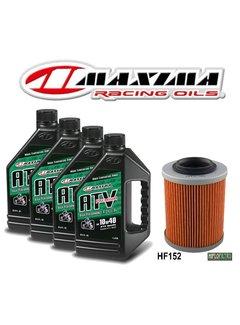 Maxima Ölwechselset Can Am HF152