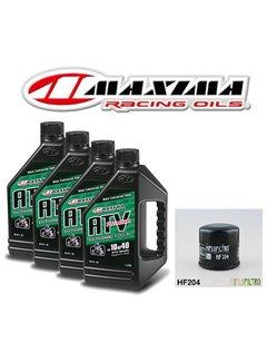 Maxima Ölwechselset Kawasaki HF204