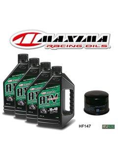 Maxima Ölwechselset Kymco HF147