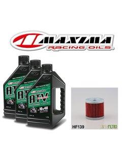 Maxima Ölwechselset Suzuki HF139