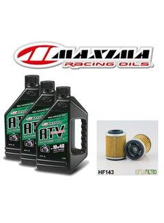 Maxima Ölwechselset Yamaha HF143