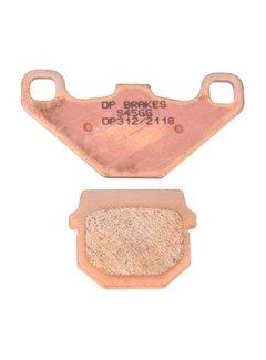 DP Sintered Bremsbelege DP312