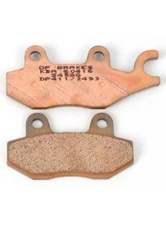 DP Sintered Bremsbelege DP411