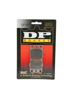 DP Sintered Bremsbelege DP811