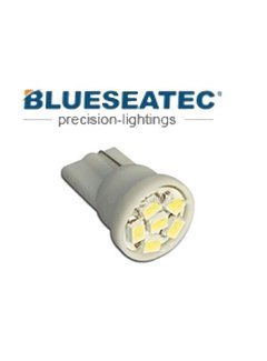 Blueseatec LED Lampe PL-T10-6-1210 Color white