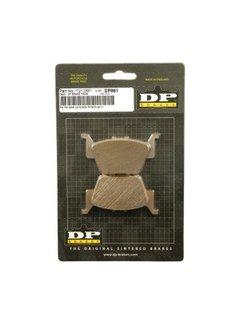 DP Sintered Bremsbelege DP961