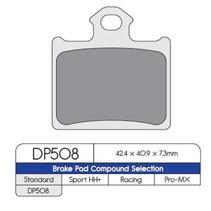 Sintered Bremsbelege DP508
