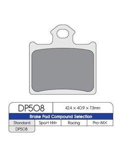 DP Sintered Bremsbelege DP508