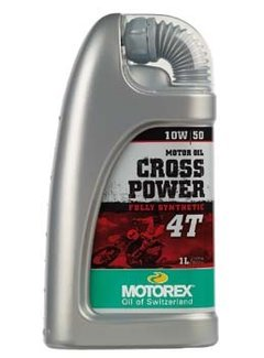 Motorex 4T Cross Power SAE10W/50