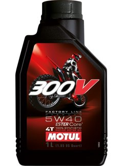 Motul 300V 4T Factory Line Off Road