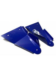 CrossPro A-Arm Schutz Aluminium blau für Yamaha YFM700R
