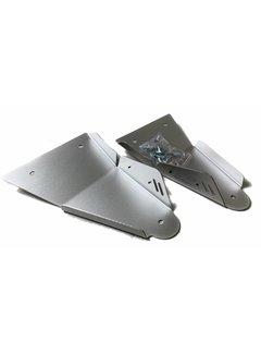 CrossPro A-Arm Schutz Aluminium Ice matt für Yamaha YFM700R