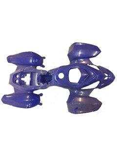 Verkleidungsteil für S-5 Polari Style Kinderquad in blau