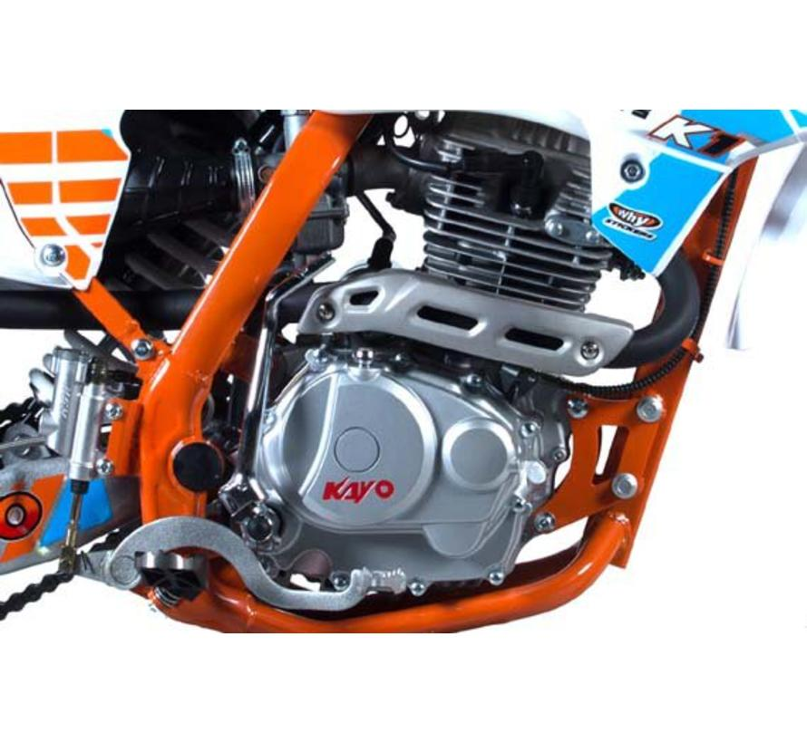 K2 Enduro Motorrad