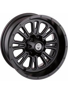 Moose Utility 399X ATV Felgen Wheels - Black