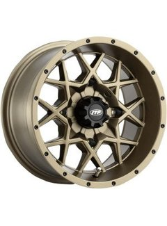 ITP ATV Felgen Hurricane ATV Felgen Wheels Bronze