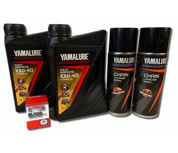 Yamaha Wartungsset Ölwechselset Yamaha YFM700 R