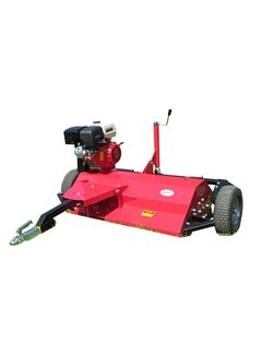 Iron Baltic Mulcher mit 14 PS Briggs & Stratton Motor
