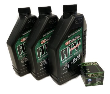 Maxima Ölwechselset Dinli 450 Special HF112