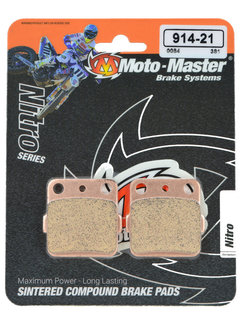 Moto Master Bremsbelege 91421