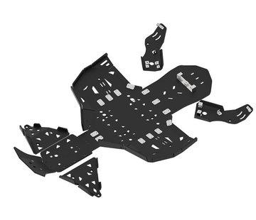 Iron Baltic Skid plate full set (plastic) CanAm G2 Renegade (2019+)