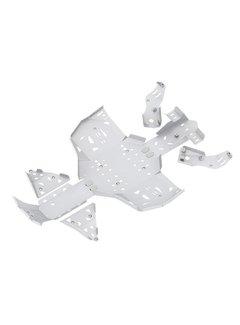 Iron Baltic Skid plate full set (aluminium) CanAm G2 Renegade (2019+)