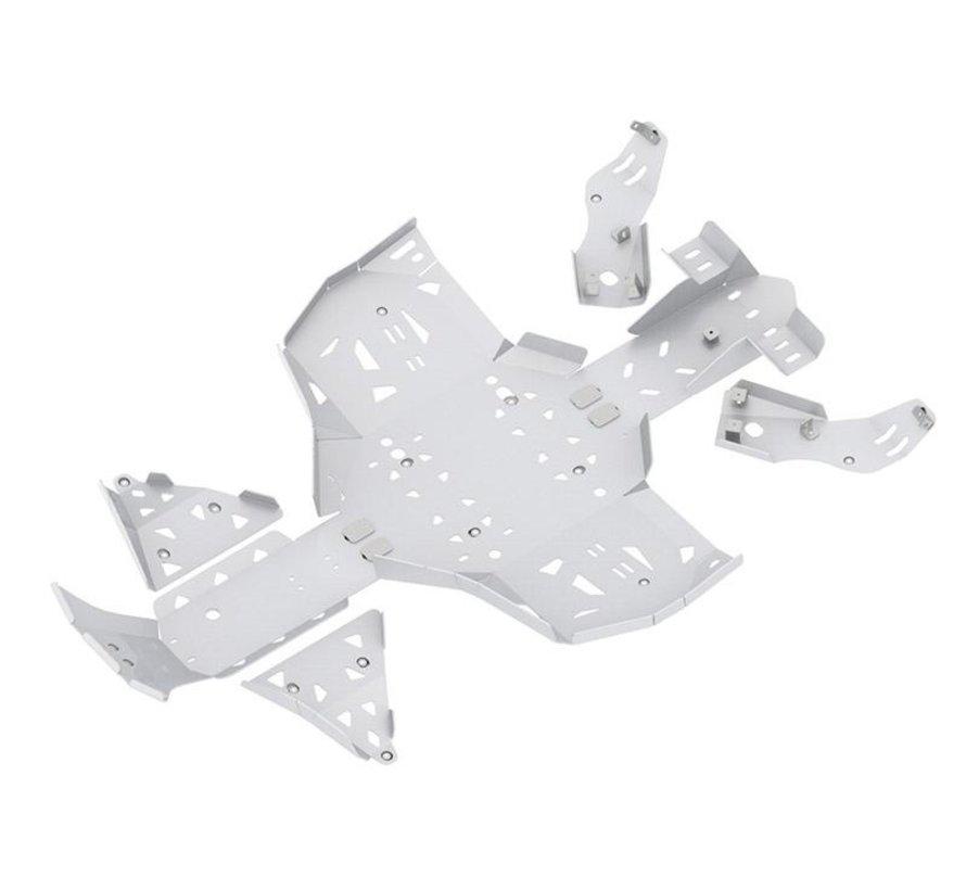 Skid plate full set (aluminium) CanAm G2 Renegade (2019+)