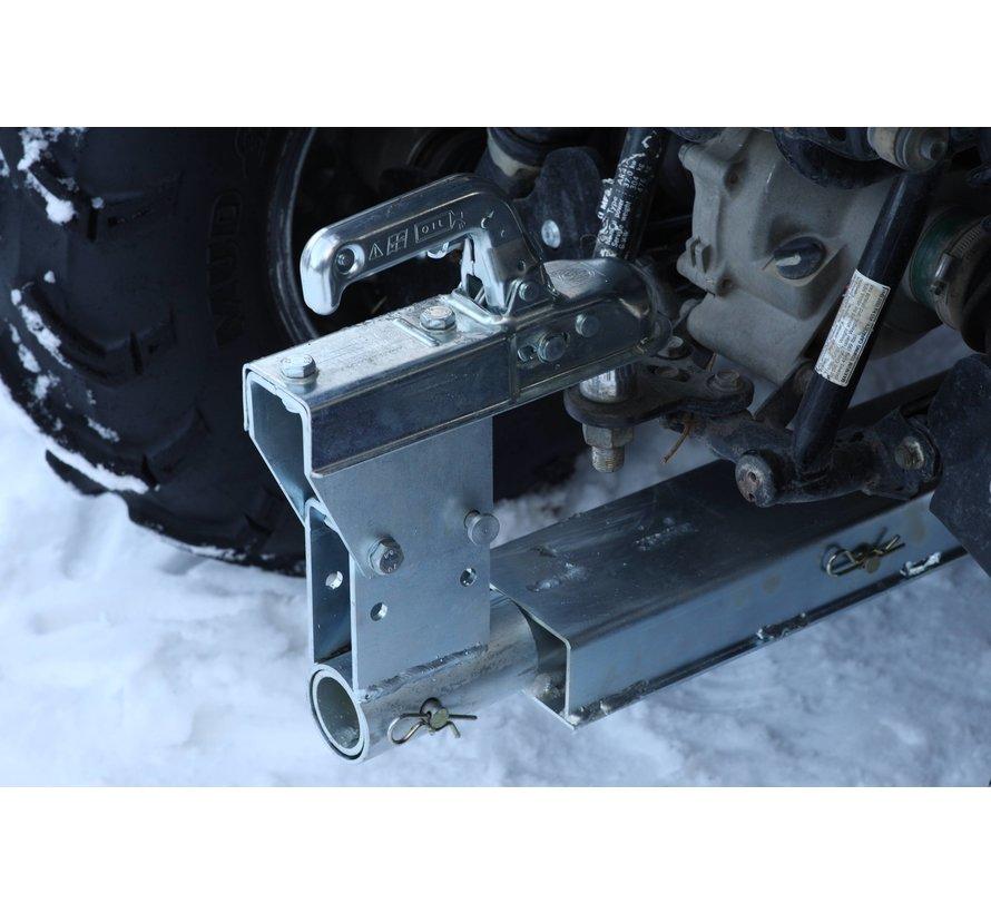 Schneefräse 1250 mm / 49 in ( 14hp Briggs & Stratton )