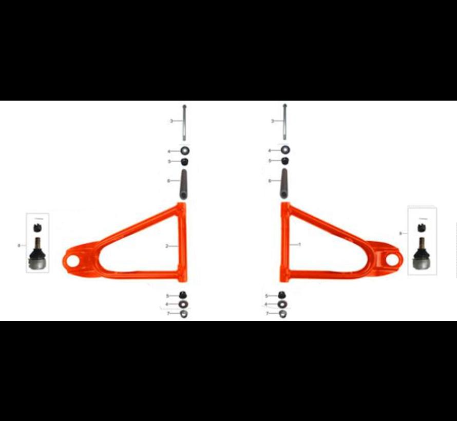 AT110 Dreieckslenker oben