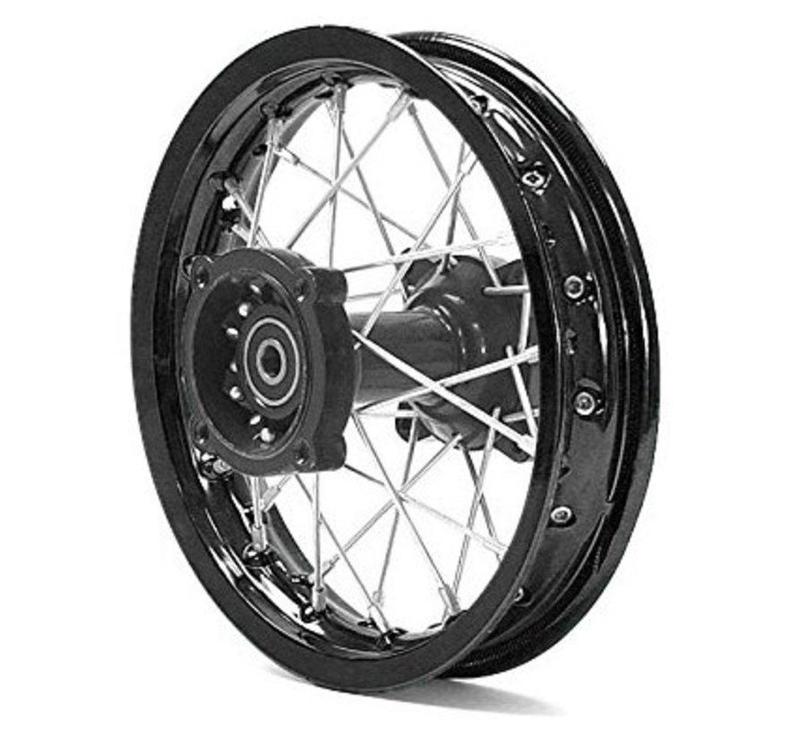 "Viken Dirt Bike/Pit Bike/Mini Moto Felge  ""Front Rim 14 Racing – Shafthinten orange 14 Zoll (neue Version) - Copy - Copy"